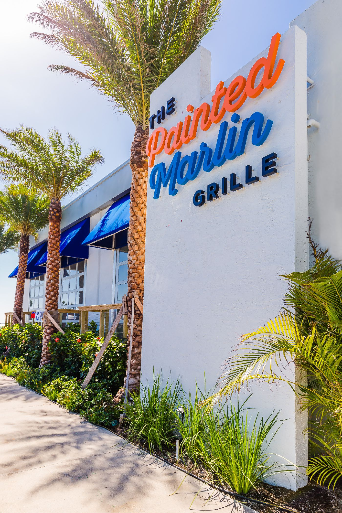 The Painted Marlin Grille